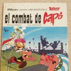 Cómics: EL COMBAT DELS CAPS - MAS IVARS EDITORES 1976. Lote 231707915