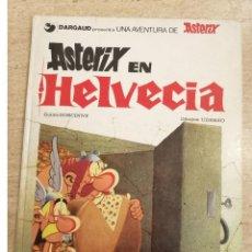 Comics: ASTERIX EN HELVECIA. Lote 231710465