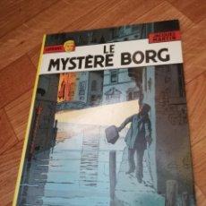 """Cómics: CÓMIC LEFRANC """"LE MYSTÈRE BORG"""" (EL MISTERIO BORG) ED CASTERMAN. EN FRANCÉS.. Lote 231737775"""