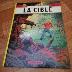 """Cómics: CÓMIC LEFRANC """"LA CIBLE"""". ED CASTERMAN. EN FRANCÉS.. Lote 231958970"""