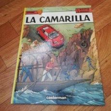 """Cómics: CÓMIC LEFRANC """"LA CAMARILLA"""". ED CASTERMAN. EN FRANCÉS.. Lote 231959860"""