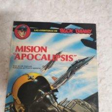 Cómics: LAS AVENTURAS DE BUCK DANNY - MISION APOCALIPSIS - N. 41. Lote 231971265