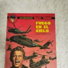 Cómics: LAS AVENTURAS DE BUCK DANNY - FUEGO EN EL CIELO - N. 43. Lote 231972035