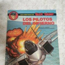 Cómics: LAS AVENTURAS DE BUCK DANNY - LOS PILOTOS DEL INFIERNO - N. 42. Lote 231972425