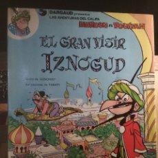 Cómics: EL GRAN VISIR IZNOGUD. Lote 232267865