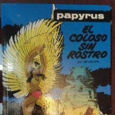 Cómics: PAPYRUS (COLECCION COMPLETA) - DE GIETER (GRIJALBO 1989). Lote 232329300