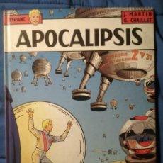 Cómics: LEFRANC - APOCALIPSIS. Lote 232351640