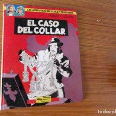 Cómics: LAS AVENTURAS DE BLAKE Y MORTIMER Nº 7 EDITA GRIJALBO. Lote 232479767