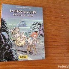 Cómics: PERCEVAN Nº 4 EDITA GRIJALBO. Lote 232479981