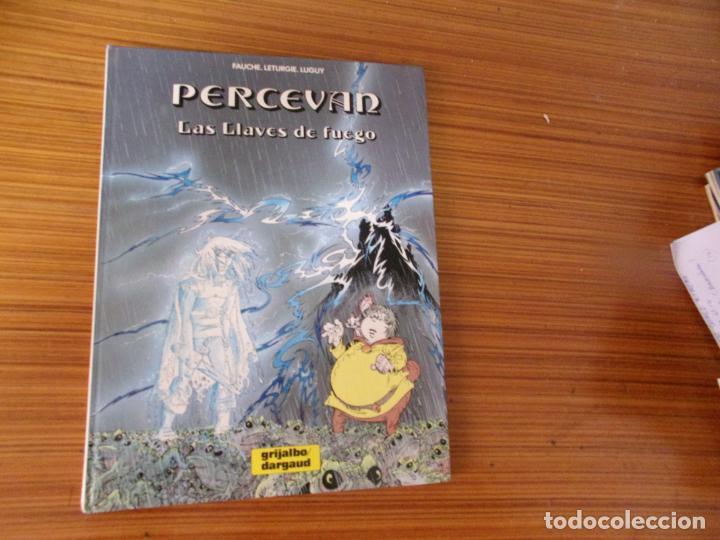 PERCEVAN Nº 6 EDITA GRIJALBO (Tebeos y Comics - Grijalbo - Percevan)