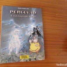 Cómics: PERCEVAN Nº 6 EDITA GRIJALBO. Lote 232480085