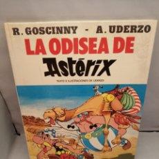 Cómics: LA ODISEA DE ASTÉRIX (PRIMERA EDICIÓN, TAPA DURA). Lote 232599615