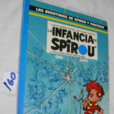 Fumetti: SPIROU Y LA INFANCIA. Lote 232643125