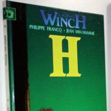 Cómics: LARGO WINCH (DE VAN HAMME & FRANCQ.) ---H--- TOMO TAPA DURA Nº 5. Lote 232736035