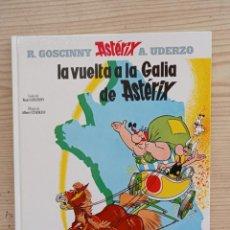Cómics: ASTERIX LA VUELTA A LA GALIA DE ASTERIX - 2007 - SALVAT. Lote 232895565