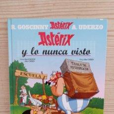 Cómics: ASTERIX Y LO NUNCA VISTO - 2003 - SALVAT. Lote 232895860
