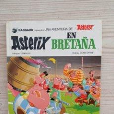 Cómics: ASTERIX EN BRETAÑA - 1981 - GRIJALBO. Lote 232896215
