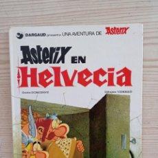 Cómics: ASTERIX EN HELVECIA - 1980 - GRIJALBO. Lote 232896340