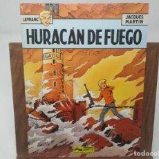 Cómics: LEFRANC Nº 2 HURACÁN DE FUEGO ( J. MARTIN CHAILLET) JUNIOR GRIJALBO PRIMERA EDICIÓN 1986. Lote 233060415