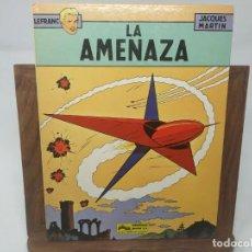 Cómics: LEFRANC Nº 1 LA AMENAZA ( J. MARTIN CHAILLET) JUNIOR GRIJALBO PRIMERA EDICIÓN 1986. Lote 233060930