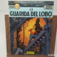 Cómics: LEFRANC Nº 4 LA GUARIDA DEL LOBO ( J. MARTIN CHAILLET) JUNIOR GRIJALBO PRIMERA EDICIÓN 1986. Lote 233063755