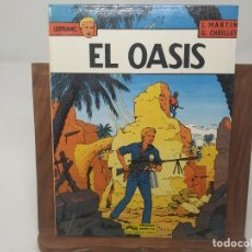 Cómics: LEFRANC Nº 7 OASIS ( J. MARTIN CHAILLET) JUNIOR GRIJALBO PRIMERA EDICIÓN 1987. Lote 233064335
