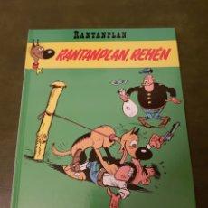 Cómics: RANTANPLAN REHÉN - LUCKY LUKE. Lote 233301965