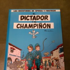 Comics: EL DICTADOR Y EL CHAMPIÑÓN - SPIROU Y FANTASIO. Lote 233303820