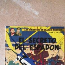 Cómics: LAS AVENTURAS DE BLAKE Y MORTIMER N°11 - EL SECRETO DEL ESPADÓN 3. Lote 233360070