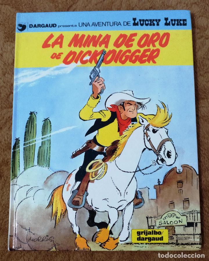 LUCKY LUKE Nº 49 (GRIJALBO DARGAUD 1993) (Tebeos y Comics - Grijalbo - Lucky Luke)