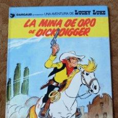 Cómics: LUCKY LUKE Nº 49 (GRIJALBO DARGAUD 1993). Lote 233364845