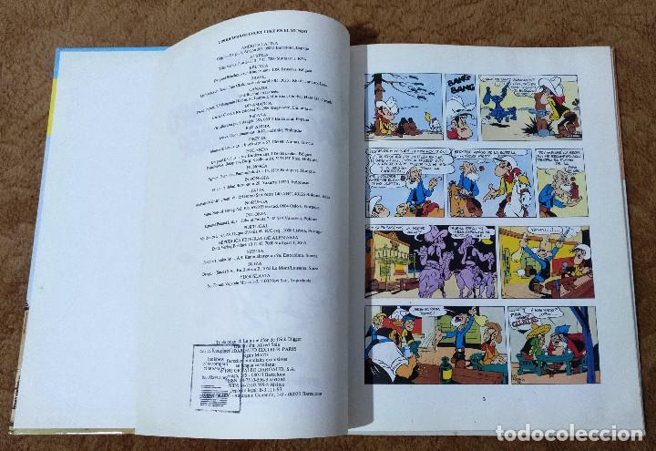 Cómics: LUCKY LUKE nº 49 (Grijalbo Dargaud 1993) - Foto 2 - 233364845