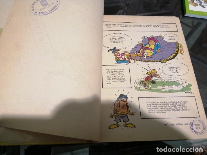 Cómics: Cómic, Las aventuras del Gran Visir iznogud, la cabeza de turco, Junior 1979 - Foto 3 - 233656235