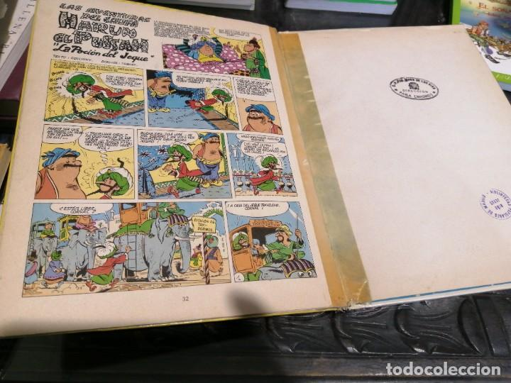 Cómics: Cómic, Las aventuras del Gran Visir iznogud, la cabeza de turco, Junior 1979 - Foto 4 - 233656235
