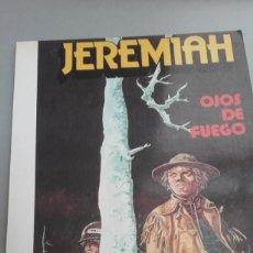 Cómics: X JEREMIAH Nº 4 OJOS DE FUEGO, DE HERMANN (TAPA BLANDA)(JUNIOR). Lote 233891030