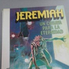 Cómics: X JEREMIAH Nº 5 UN COBAYA PARA LA ETERNIDAD, DE HERMANN (JUNIOR)(TAPA BLANDA). Lote 233891430