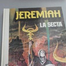 Comics : X JEREMIAH Nº 6 LA SECTA, DE HERMANN (GRIJALBO). Lote 233891940