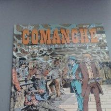 Comics : X COMANCHE EL DOLAR DE 3 CARAS, DE ROUGE Y GREGG (GRIJALBO). Lote 233895825