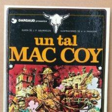 Cómics: UN TAL MC COY VOL 2 GOURMELEN Y HERNÁNDEZ-PALACIOS GRIJALBO TAPA DURA. Lote 233960425