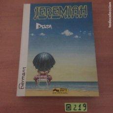 Cómics: JEREMIAH DELTA. Lote 234131355