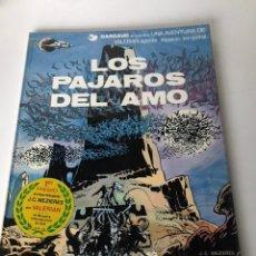 Cómics: LOS PÁJAROS DEL AMO - EDICIONES JUNIOR. Lote 234169490