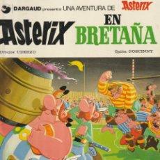 Cómics: ASTERIX EN BRETAÑA - 1977 EDICIONES JUNIOR GOSCINY/UDERZO.. Lote 234172885