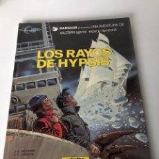 Cómics: LOS RAYOS DE HYPSIS - GRIJALBO / DARGAUD. Lote 234174300
