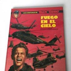 Cómics: FUEGO EN EL CIELO - BUCK DANNY. Lote 234302025