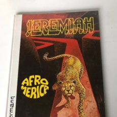 Cómics: JEREMIAH - AFROMERICA. Lote 234302790