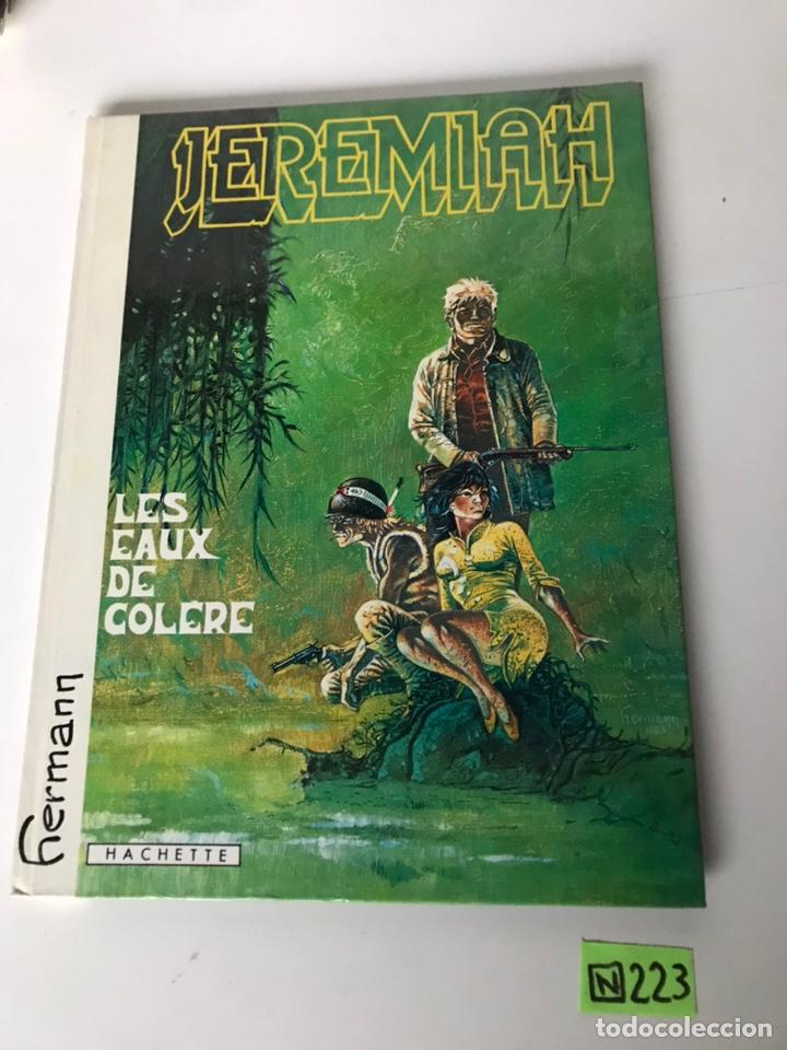 JEREMIAH - LES EAUX DE COLERE (Tebeos y Comics - Grijalbo - Jeremiah)