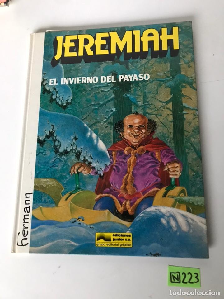 JEREMIAH - EL INVIERNO DEEL PAYASO (Tebeos y Comics - Grijalbo - Jeremiah)