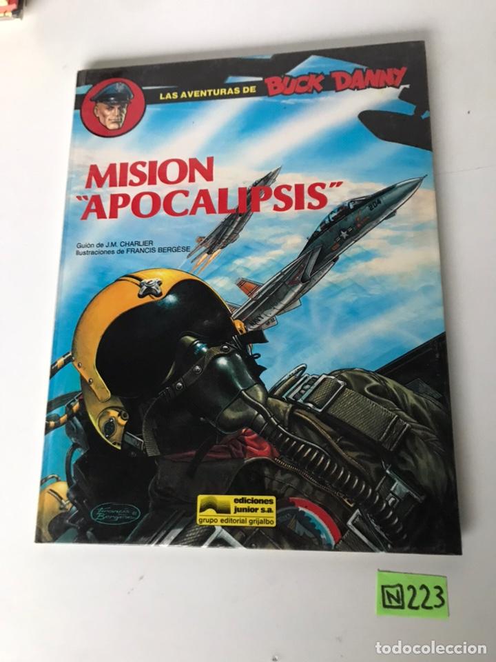MISIÓN APOCALIPSIS - LAS AVENTURAS DE BUCK DANNY (Tebeos y Comics - Grijalbo - Buck Danny)