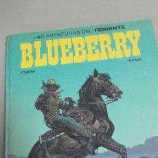 Cómics: X BLUEBERRY INTEGRAL Nº 3, DE GIRAUD Y CHARLIER (INCLUYE 4 ALBUMES)(VER RELACION). Lote 234306275