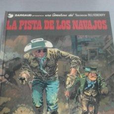 Cómics: X BLUEBERRY Nº 22 LA PISTA DE LOS NAVAJOS, DE CHARLIER Y GIRAUD (GRIJALBO). Lote 254730905